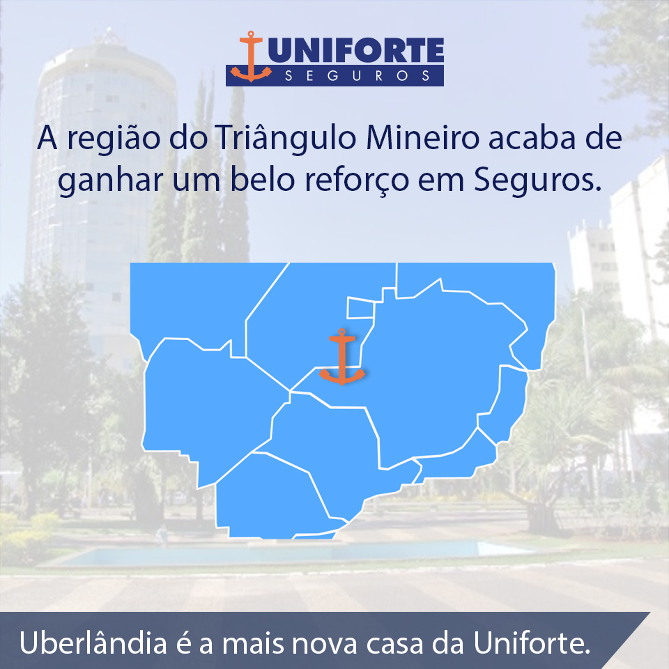nova filial Uniforte Uberlândia
