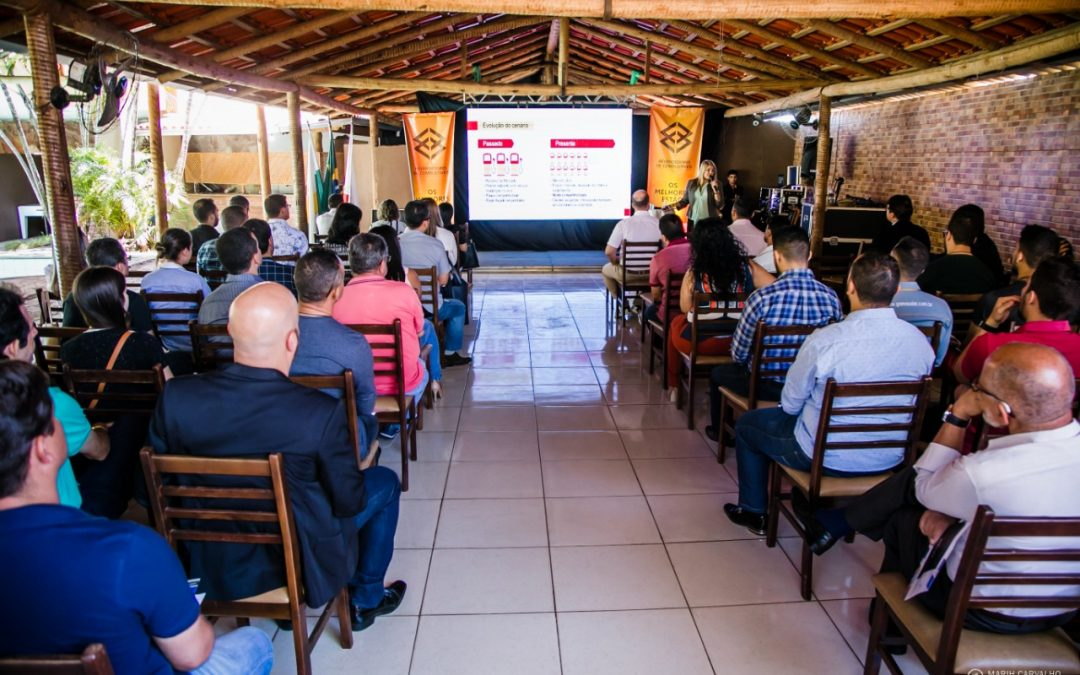 1º congresso norte mineiro de Revendedores de Combustíveis em 18/09