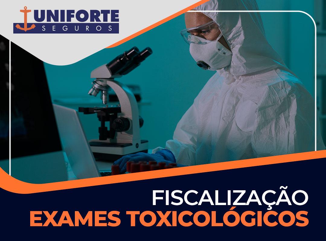 exame toxicologico